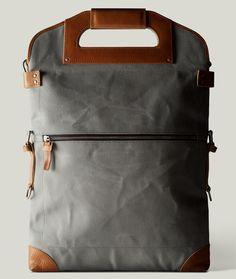 Fancy - Hard Graft Shore 2Unfold Laptop Bag