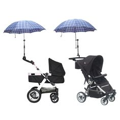 Ajustable Cochecito de Bebé Umbrella Holder Accesorios Del Cochecito de Bebé Del cochecito del Cochecito de niño Paraguas Tramo de Pie De Plástico