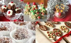 Christmas Tree Party Week: Food