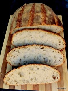 Recipes to make your own bread, pizzas, focaccias and cakes at home with Lievito Madre Crepes, Buttermilk Pie, Ciabatta, Easy Bread, Zucchini Bread, Bread Recipes, Italian Recipes, Holiday Recipes, Food To Make