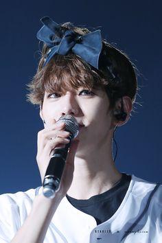 Baekhyun is sooo cute 🎀