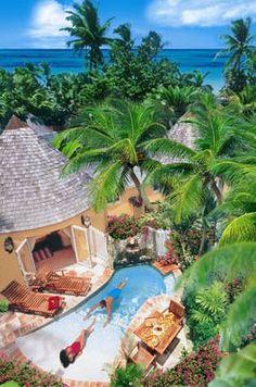 Rondovals at Sandals Grande Antigua Resort