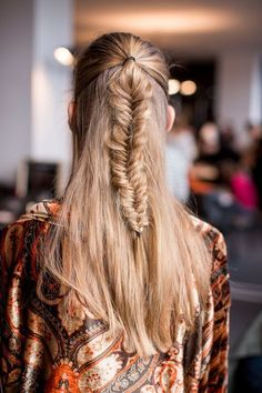 3 New Ways to Wear Braids Now (and Look Like a Fall 2015 Runway Model)