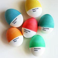 Ostereier gestalten - neue Ideen und praktische Anleitung