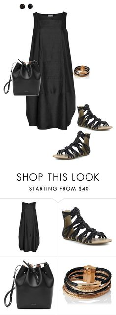 """Telle"" by ccoss on Polyvore featuring Mark & Maddux, Mansur Gavriel, L.K.Bennett and Melissa Joy Manning"
