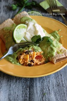 Quinoa Vegetarian Enchiladas - Healthy Vegetarian Recipes - WEENII