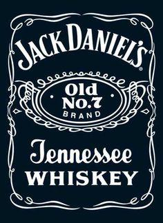 Jack Daniels - Label