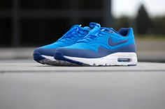 Nike Air max 1 Ultra Moire Photo Blue - 705297-401