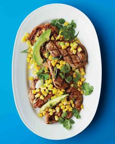 Chili-Lime Pork with