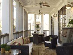 Design Chic - perfect porch