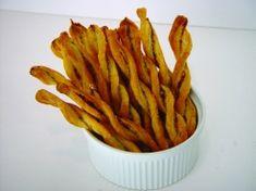 Cheesy Puff Pastry with a Twist -- an Emeril's original - http://www.emerilscooking.com/ #Emerils #BAM #Flavor