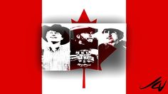 1 DAY TO GO -  Canadian  Election October 19, 2015 -  Polls say Trudeau ...