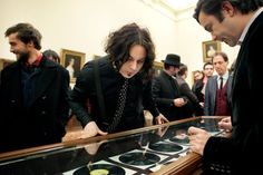 Jack White Excavates Paramount Records at Reverential New York Public Library Event http://www.spin.com/articles/jack-white-paramount-records-new-york-public-library/