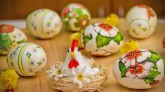 Keményítő, szalvéta és egy óra alatt elkészülnek a leggyönyörűbb húsvéti tojások! - Finom ételek, olcsó receptek