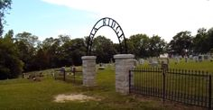 6. Oak Ridge Cemetery – Elsberry