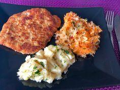 Kotlety schabowe inaczej niż zwykle - Blog z apetytem Mashed Potatoes, Cauliflower, Pork, Blog, Vegetables, Cooking, Ethnic Recipes, Whipped Potatoes, Kale Stir Fry