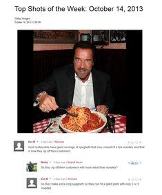ken m spaghetti