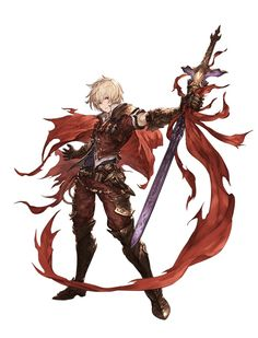 Albert / Granblue Fantasy