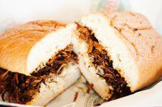 Some BBQ Pulled Pork Sandwich Love