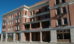 GHOSTS AT GOLDFIELD HOTEL! A number of ghosts reportedly haunt the Goldfield Hotel in Goldfield, NV, including a brick-throwing spirit that helped propel the Ghost Adventures crew to fame.