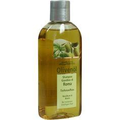 OLIVENÖL Shampoo Giardino di Roma Tiefenaufbau:   Packungsinhalt: 200 ml Shampoo PZN: 06716550 Hersteller: Dr. Theiss Naturwaren GmbH…