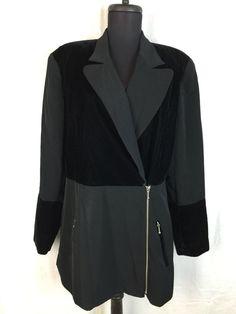 APART Black Jacket size 16 #APART #BasicJacket