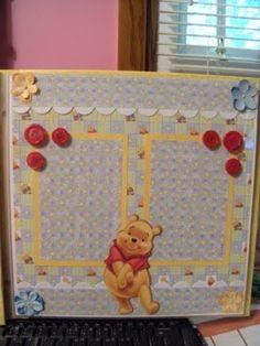 Winnie the Pooh Layout