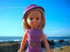 Mi Nancy en el mar