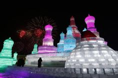 32nd Harbin International Ice and Snow Festival