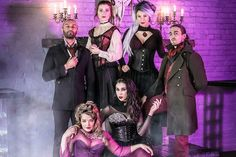 Site-specific staging of lesbian vampire story could draw more blood (and feature more consistent performances) Vampire Stories, Now Magazine, Carmilla, Lesbian, Theatre, Stage, Theater, Lesbians, Scene