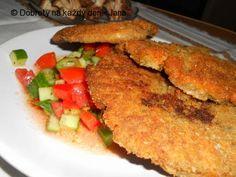 Recept Smažené bedly trochu jinak - Naše Dobroty na každý den | Recepty online Chicken, Meat, Food, Eten, Meals, Cubs, Kai, Diet