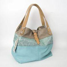 Sac Estellon star night sea Diy Sac Pochette, Diy Bags Purses, Latest Bags, Couture Bags, Fabric Bags, Casual Bags, Handmade Bags, My Bags, Tote Handbags