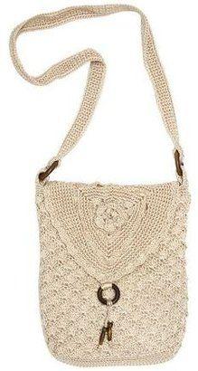 ShopStyle: Fold Over Crotchet Bag