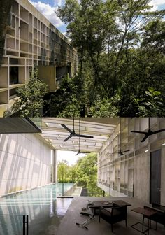 Tropical Box House [WHBC Architects]