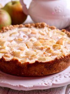 Φινλανδική μηλόπιτα - www.olivemagazine.gr