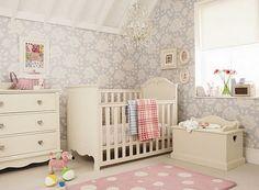 quarto de bebê papel de parede2
