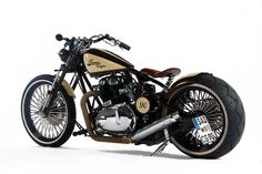 Add to my wishlist! Bobber Inspiration - Bobbers, Café racers and other Custom Motorcycles Triumph Bobber, Bobber Bikes, Bobber Motorcycle, Bobber Chopper, Cool Motorcycles, Vintage Motorcycles, Indian Motorcycles, Xs650 Bobber, Bobber Custom