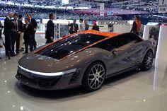 the 2,000,000 concept car!