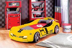 Kid's Car Beds