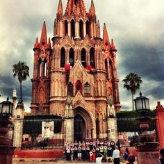 San Miguel de Allende, San Miguel de Allende, Mexico - On the blog:...