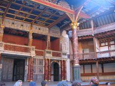 Shakespeare Globe Theater, London