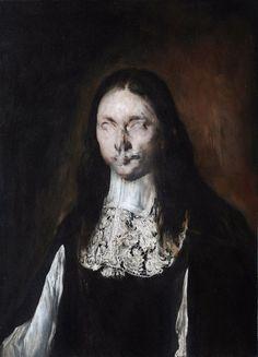 horror is horrible Arte Horror, Horror Art, Dark Paintings, Creepy Paintings, Arte Obscura, Macabre Art, Creepy Art, Italian Artist, Gravure