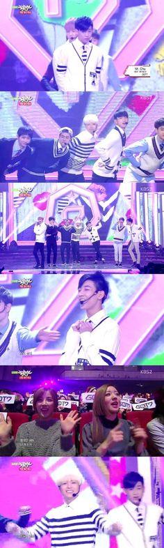"'Music Bank' GOT7 Performs A Pink's 'Mr.Chu' ""Awkward + Adorable"" http://www.kpopstarz.com/articles/154000/20141220/music-bank-got7-performs-a-pinks-mr-chu-awkward-adorable.htm"
