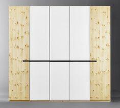Spectacular Dreht ren Kleiderschrank Cervino aus massivem Zirbenholz allnatura de Zirbenholz Pinterest Dressing room and Room