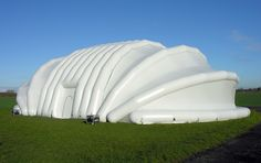 Tectoniks Gallery. Inflatable Buildings, Inflatable Structures, Event Structures