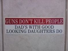 """""""humor."""" 1) women are property and their father-owners murder people to prevent losing control of their sexuality 2) daughters without fathers and daughters who are not attractive are fair game to sexual predators as they have no armed father to commit violence on their behalf. Yay!"""