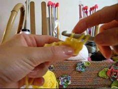 Vídeo aula de Ivy´s Creations Crochet (com Supervisão de DalilaNeiva.Com), demosntrando execuções em Crochê Tunisiano