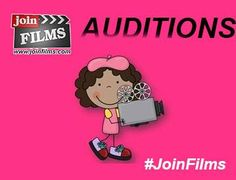 #Movie #Auditions: Male / Female Needed for Upcoming Production No. 4 Film Hindi, Date 5 to 7th July -> Timings-10am to 6pm