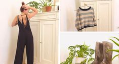 FREIRAUMREH – Eco Blog – Fair fashion Brand Second Hand Shop, Second Hand Clothes, Capsule Wardrobe, Second Hand Fashion, Two Hands, Slow Fashion, Wardrobes, Fashion Brand, Jumpsuit