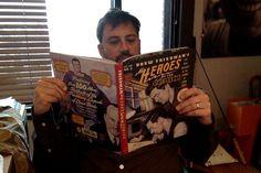 Jimmy Kimmel reading